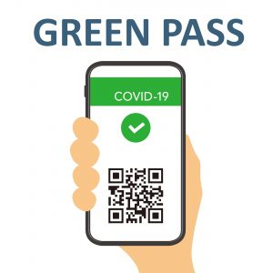 Accesso solo con Green Pass